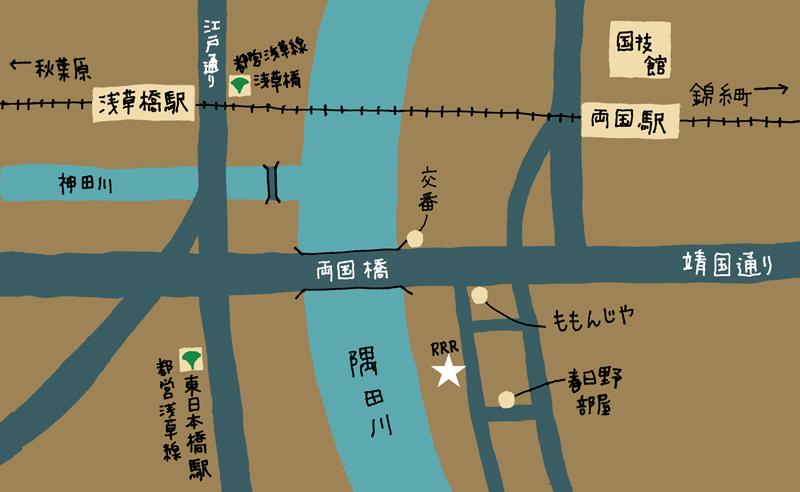 RRRmap